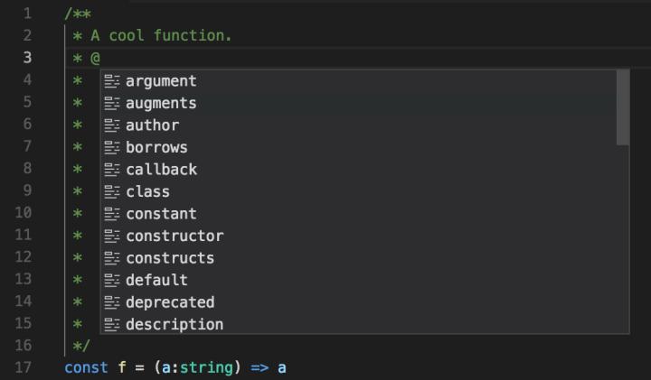 巧用 Typescript