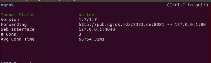 搭建内网穿透服务Ngrok