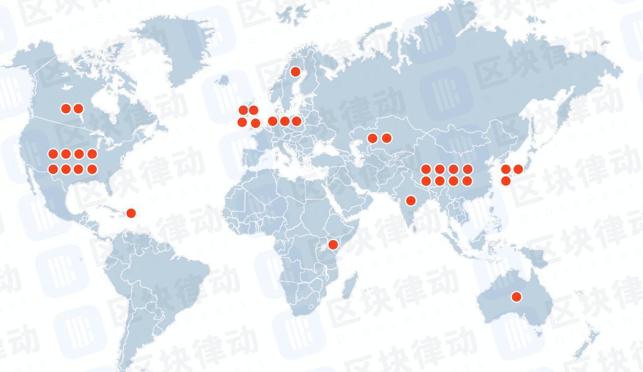 EOS超级节点投票:「千亿」利润下的币圈国家战争