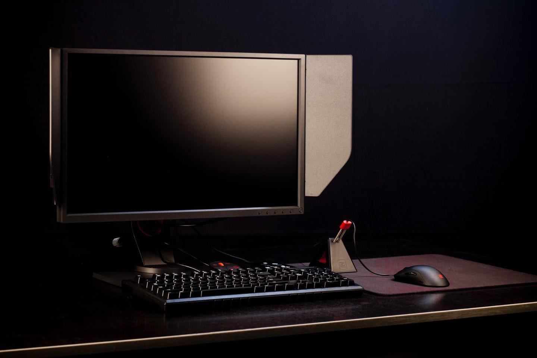 真正的240HZ专业电竞显示器——ZOWIE XL2546测评