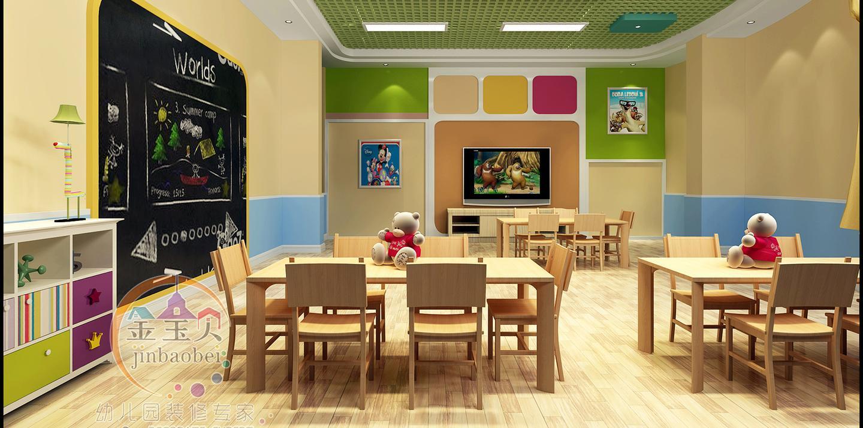 幼儿园墙面装饰设计