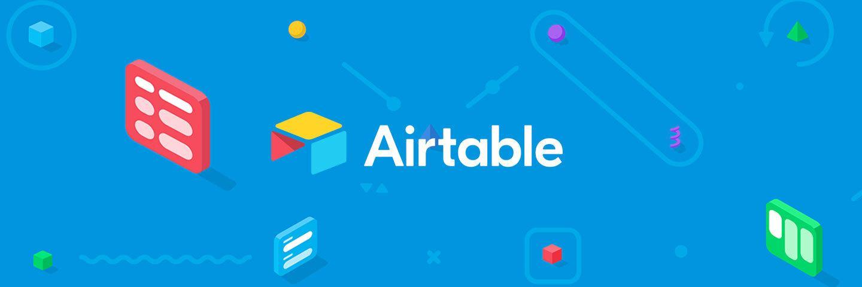 2017 年,我用 Airtable 这款表格神器建了一个「量化自我」数据库