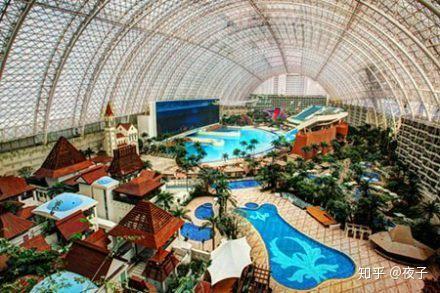 玛雅水上乐园_国内较出名的大型水上乐园 - 知乎