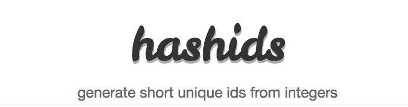 有趣的Python开源库之Hashids