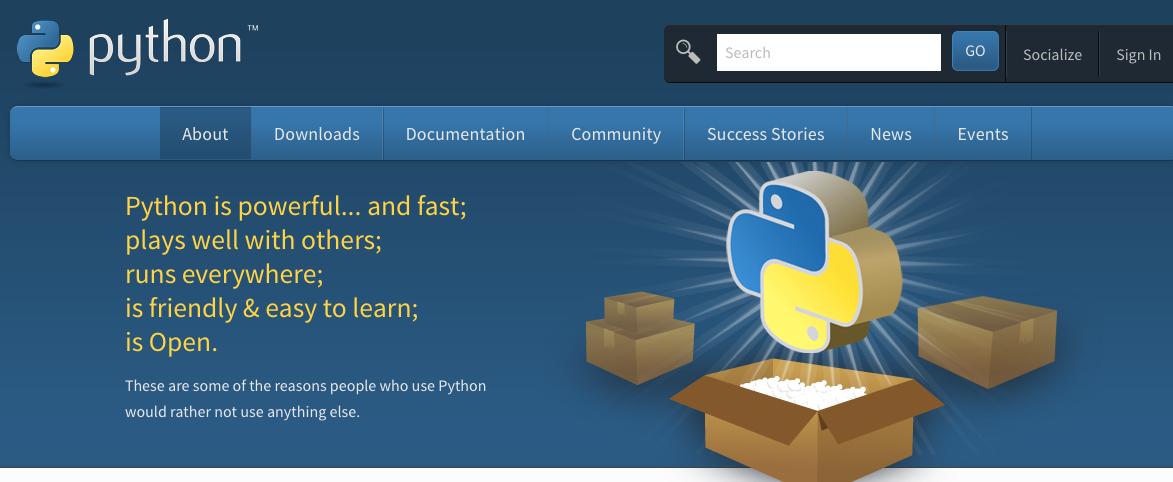 python自学心得