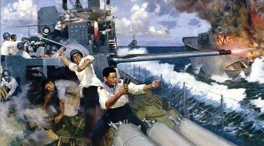 中越西沙海战_以弱胜强的侥幸还是以优胜劣的必然——中越西沙海战复盘 - 知乎