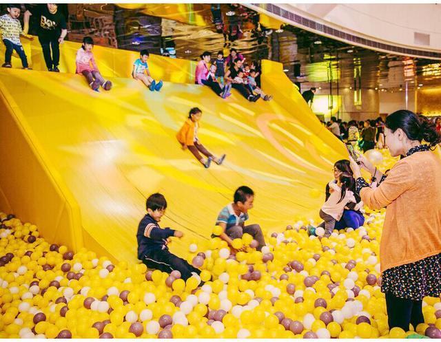 如何利用儿童游乐设备盈利? 加盟资讯 游乐设备第1张