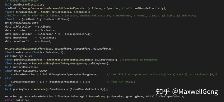 Unity3D实时平面反射的扩展与应用(二) - 知乎