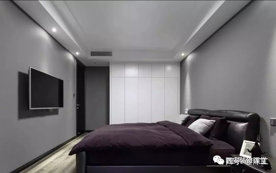 电视背景墙面积_浅灰色墙面适合什么颜色的窗帘? - 知乎