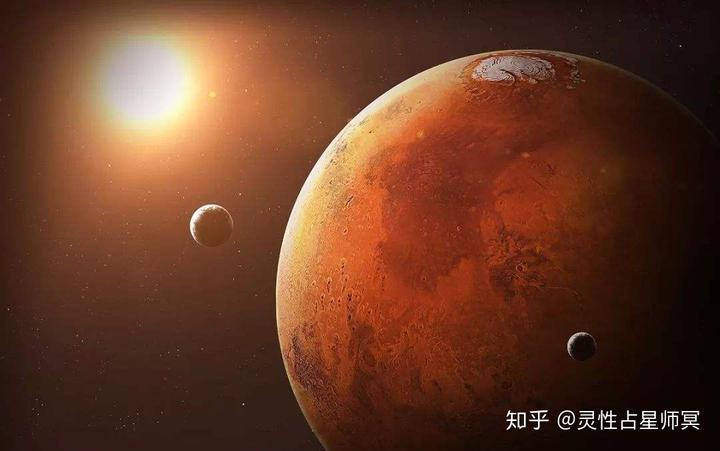 2020 火星 逆行