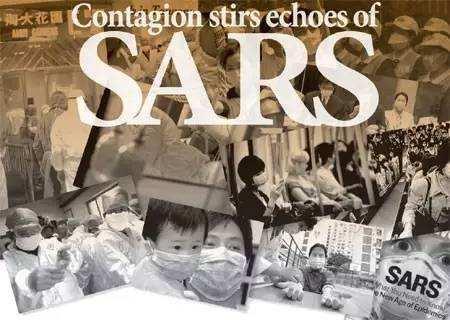 是时候来复习一下SARS了(1)——病原学,流行病学,发病机制与病理解剖