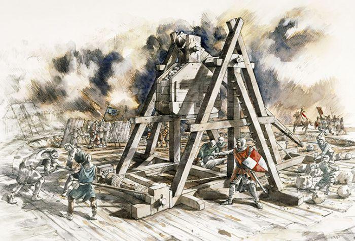 """围攻中世纪城堡 攻城大师会采取哪些""""神操作""""?"""