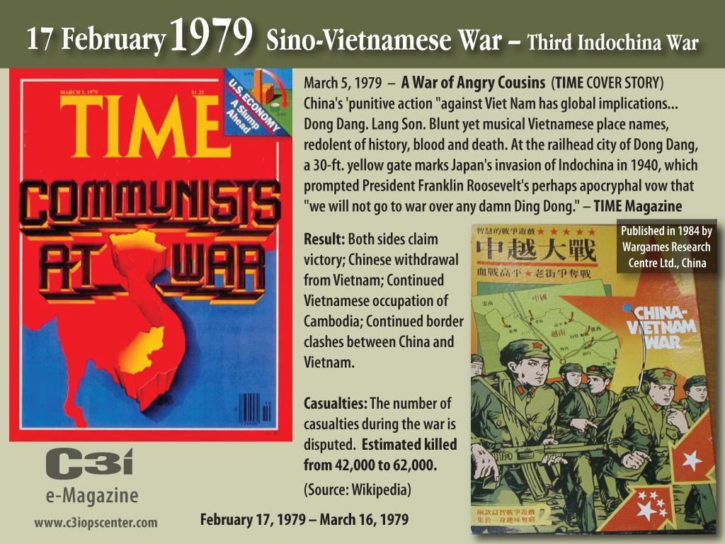 地缘政治(17):为什么说中越战争阻止了越南的崛起?│脫苦海