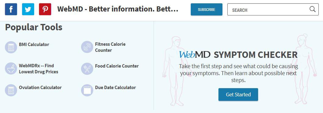 WebMD被收购了,国内医疗内容的春天在何方? - 知乎