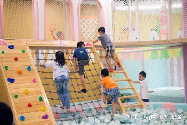 怎么为新开的儿童乐园快速引流? 加盟资讯 游乐设备第1张
