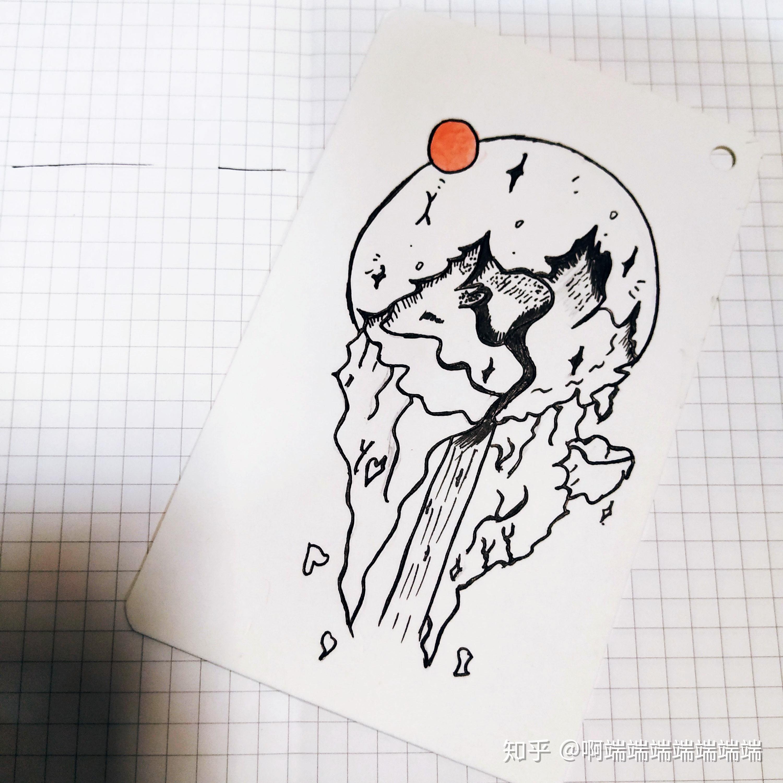 好看又简单的简笔画_有哪些好画又好看的简笔画? - 知乎
