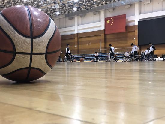 中国轮椅篮球丨从REAL,到真实