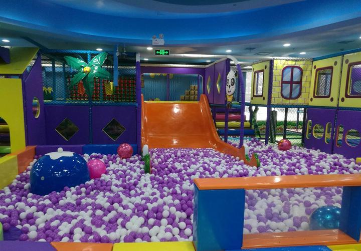 在二三线城市开儿童乐园赚钱吗? 加盟资讯 游乐设备第1张
