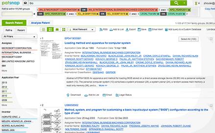 怎样进行有效的专利检索,国内有哪些网站可以