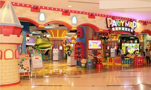 投资一家室内儿童游乐园,怎样才能赚到钱? 加盟资讯 游乐设备第3张