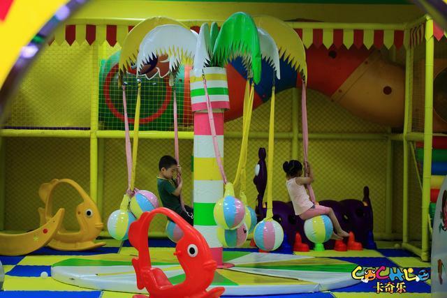 运城儿童乐园生产厂家 加盟资讯 游乐设备第1张