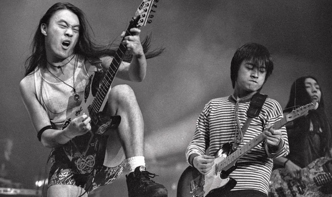 1994中国摇滚乐势力_中国摇滚的青春期,结束在1994年的红磡 - 知乎