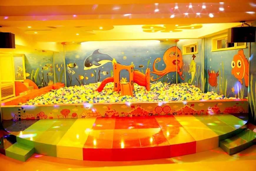 想开一个儿童乐园需要做什么? 忻州儿童乐园加盟经验 加盟资讯 游乐设备第1张