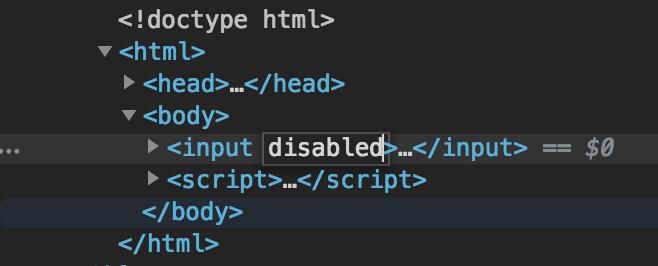 切换 HTML 布尔属性的新方法 Element.toggleAttribute()