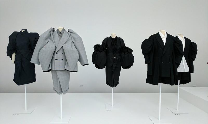 川久保玲的个展,你真的看懂了吗?