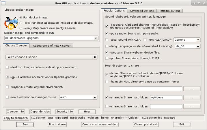 x11docker:让你的Docker跑图形程序- 知乎