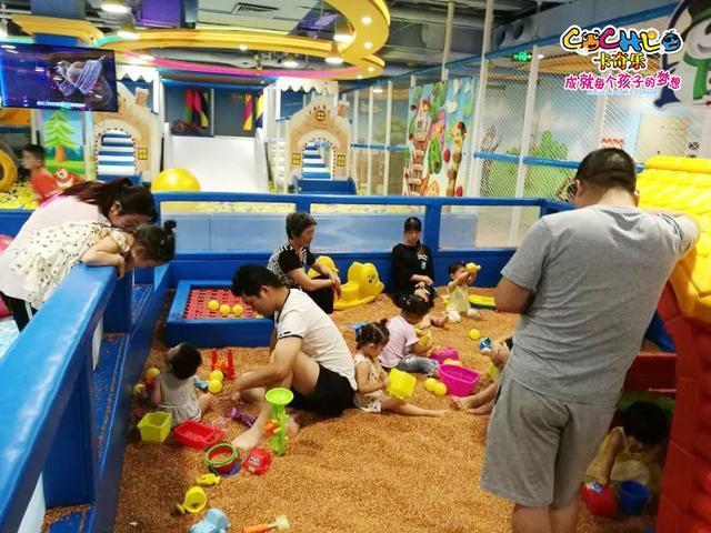 张掖大型儿童乐园价格 加盟资讯 游乐设备第2张