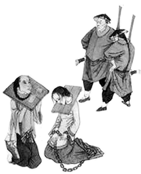 正统年间一桩比杨乃武和小白菜还离奇和荒谬的冤案