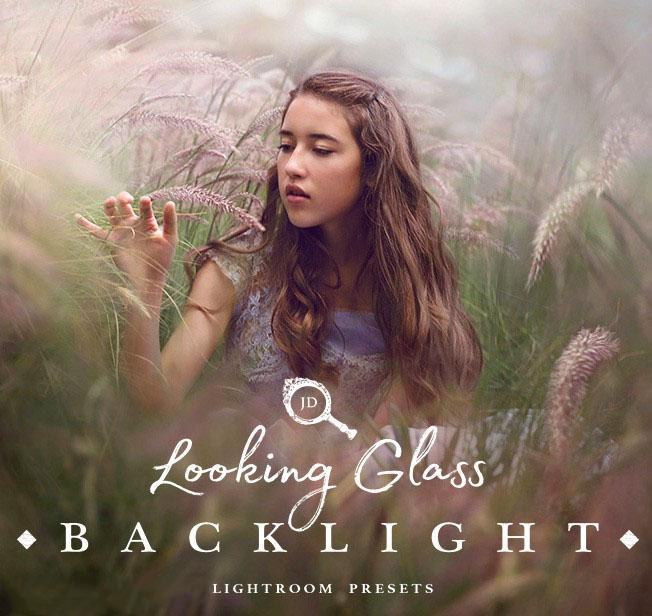 【S594】 Jessica Drossin 儿童摄影温暖色调系列LR预设+ACR预设JD Looking Glass