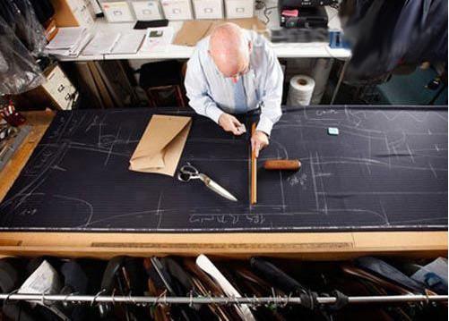 冷芸时尚 | 裁缝的故事:最后的御用裁缝