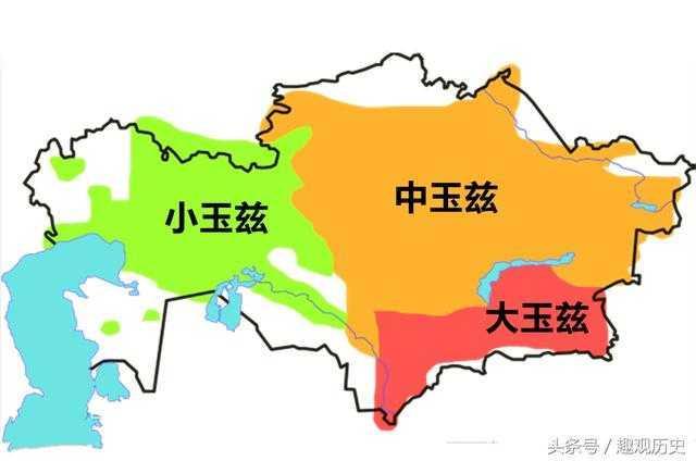 地缘政治(14):为什么苏联给哈萨克划了那么大的面积?│脫苦海