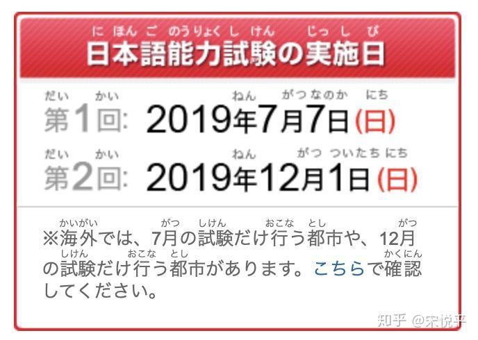 日语能力考报名费用_2019年日语能力考试报名通知(日本国内) - 知乎