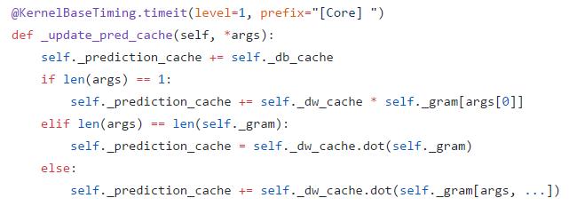 Python · SVM(三)· 核方法