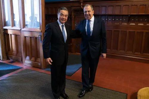 中俄外長發表重磅聯合聲明- 知乎