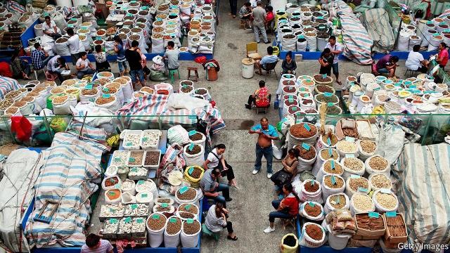 《经济学人》:中医繁荣的背后