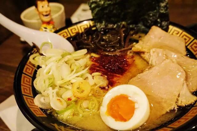 吃完魔都这20碗地道日式拉面,我暂时不想出国了