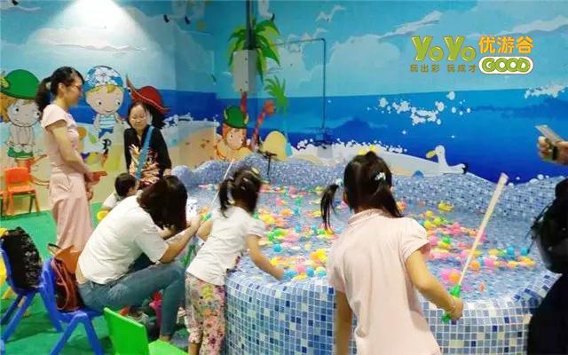 开一家小型儿童游乐园有什么经营技巧? 加盟资讯 游乐设备第4张