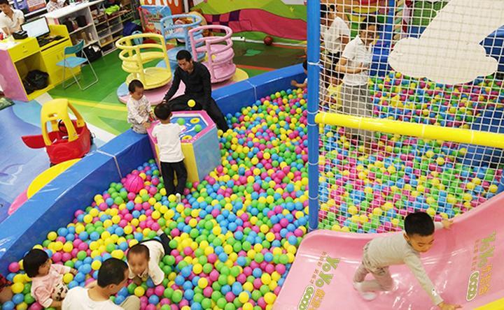 如何提高儿童乐园的经营收益? 加盟资讯 游乐设备第5张