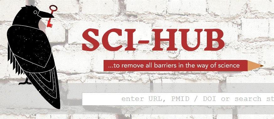 Sci-Hub使用简明教程
