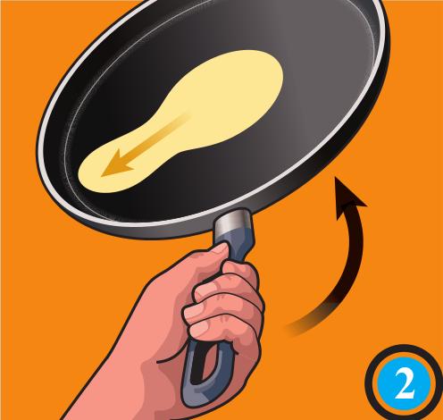 教你摆地摊:如何摊一个完美的煎饼