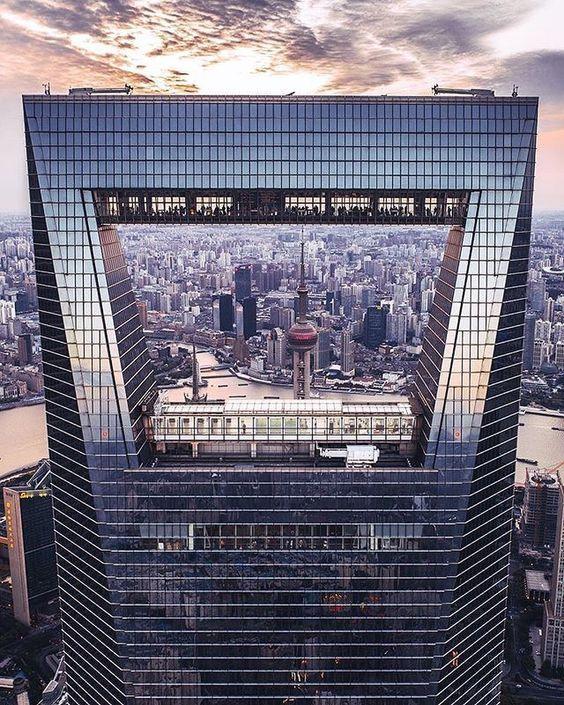 不可不看的上海市地标