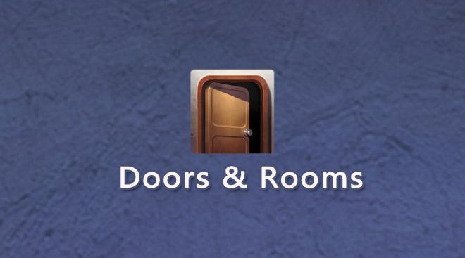 解谜游戏!热爱密室逃亡的不能错过 - Doors & Rooms #iOS #Android
