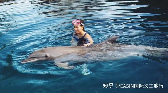 人与动物操老师_图/easin创始人eris与她的自由潜老师layla