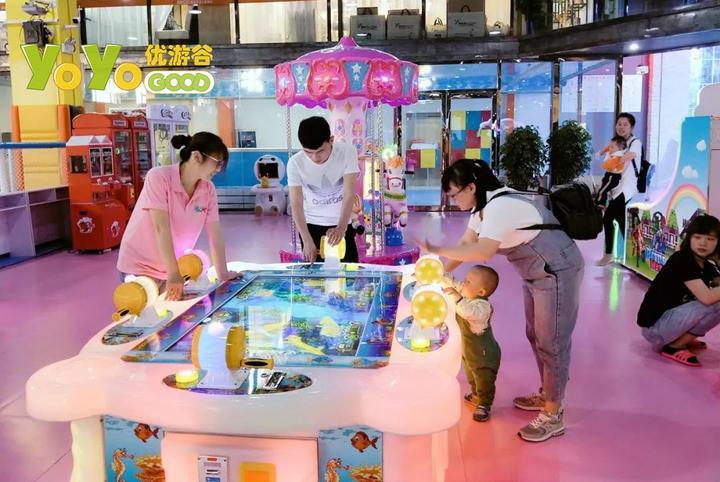 经营儿童乐园应该如何选择游乐设备? 加盟资讯 游乐设备第1张