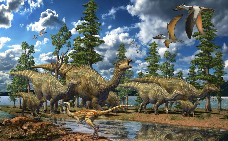 巴彦淖尔龙:揭示禽龙类的演化之谜