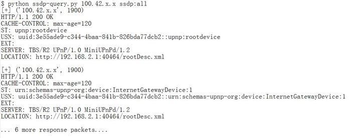 利用SSDP 协议生成100 Gbps DDoS 流量的真相探秘- 知乎